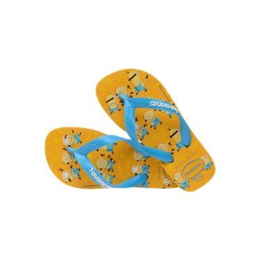 Havaianas Minions – Amarelo Ouro