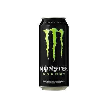 Energético Monster 473 Ml Verde