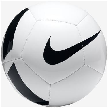 Bola Futebol Campo Nike Pitch Team SC3166 - Branco/Preto