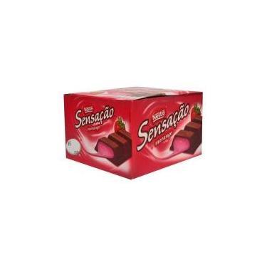 Chocolate Sensação Morango C/24 - Nestlé