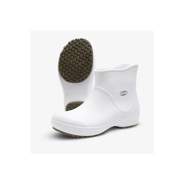 Bota Profissional Light Boot Soft Works BB85 - BRANCO