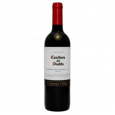 Vinho Casillero Del Diablo Cabernet Sauvignon (750Ml)
