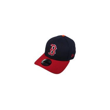 Imagem de Boné new era aba curva mlb boston red sox MBPERBON387 azul
