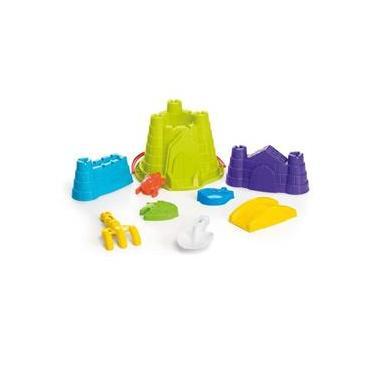 Imagem de Brinquedo Reino de Areia Completo - Sortido - Tateti Calesita 3010