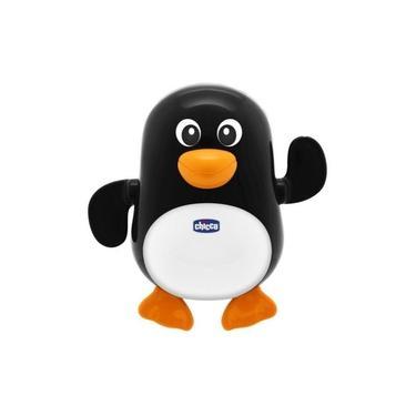 Imagem de Brinquedo De Banho Chicco Pinguim Nadador