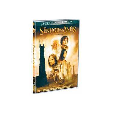 DVD -  O Senhor dos Anéis:  As Duas Torres