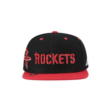 Boné Aba Reta adidas Houston Rockets - Snapback - Adulto - PRETO VERMELHO  adidas 8521f2607b1