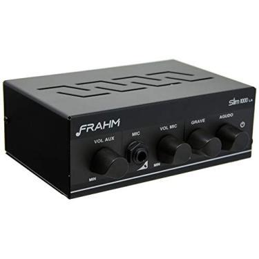 SLIM 1000 LA G2 - AMPLIFICADOR - NAO AUTOMOTIVO, Frahm, 31842,,