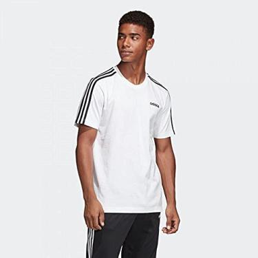 Imagem de Regata Adidas DESIGN 2 MOVE 3-STRIPES - Branco