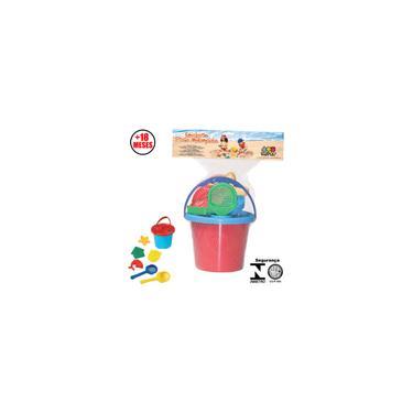 Imagem de Conjunto Com Baldinho De Praia - Bell Toy