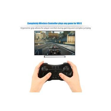 Dual Analog sem fio Gamepad Controle Remoto Joypad para o Wii U
