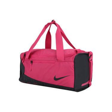 Mala Nike Ya Alpha Adapt Crossbody Duffel - Rosa Esc Preto Nike 4e7c40986569f