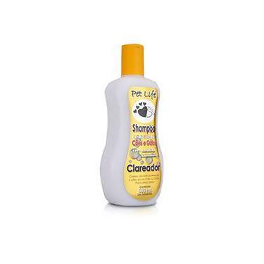 Shampoo Clareador 500 ml - Pet Life