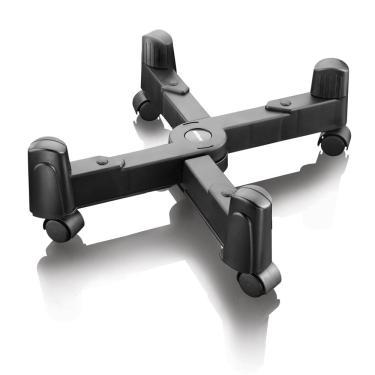 Suporte Multilaser Para Gabinete Com Rodízios  - AC019 AC019