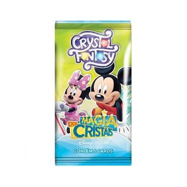 Imagem de Jogo de Cartas Cristal Fantasy Magia Disney