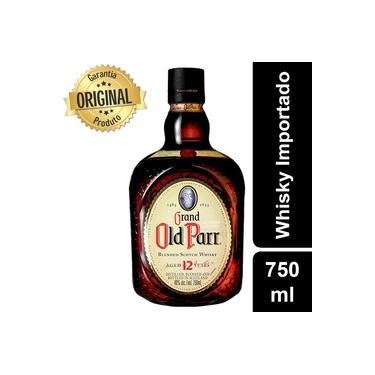 Whisky Old Parr 12 Anos - 750ml