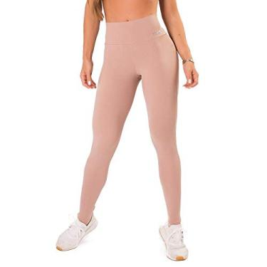 Legging Let'sgym Pure Up Soft Nude - G