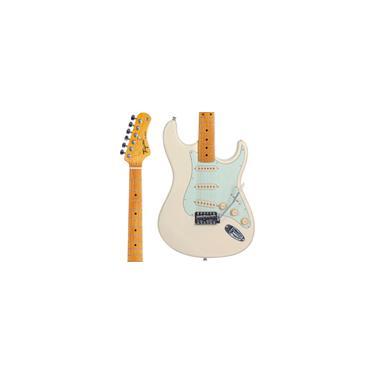 Imagem de Guitarra Tagima Woodstock Stratocaster TG530 Branca