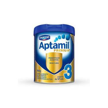 Fórmula Infantil Em Pó Aptamil Premium 3 Lata