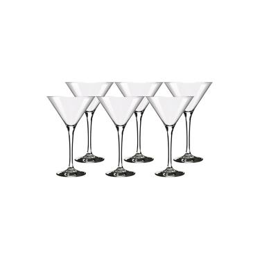 Conjunto De Taças 250ml Windsor Martini 6 Peças - Nadir