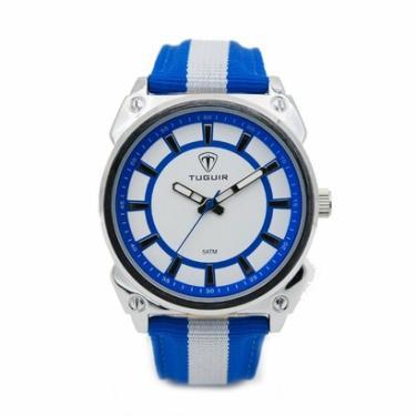 eca1870a0d4 Relógio de Pulso Analógico Digital Metal