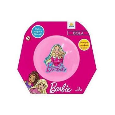 Imagem de Bola De Vinil Praia Para Meninas Personagem Barbie Angel