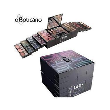 Maleta Make B - Palette de Maquiagem 140 cores - O Boticario