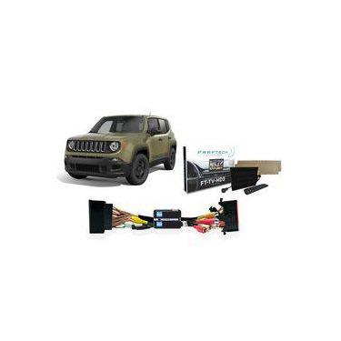 Jeep Renegade Desbloqueio De Tela 2016 A 2019 Tv Full Hd