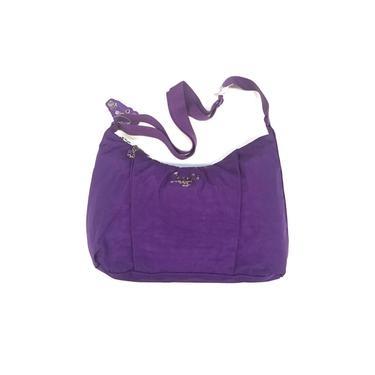 Bolsa Feminina Luxcel Honey Be60019Hn Violeta
