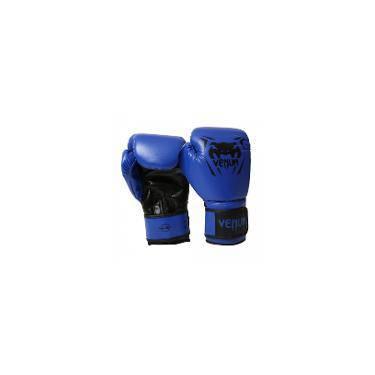 1c2eeb2a92 Luva De Boxe New Contender 16 Oz Azul Venum