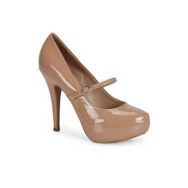 53e081487 Sapato Lara Bege | Moda e Acessórios | Comparar preço de Sapato - Zoom