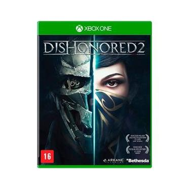 Game Dishonored 2 xbox One