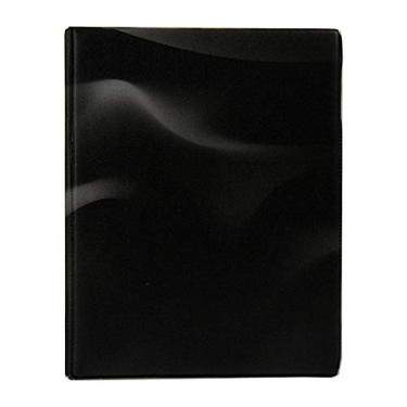 Álbum de Fotos 10x15Glamour Black p/ 500 fotografias com Adesivos
