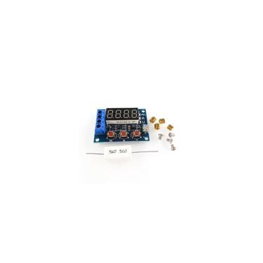 Módulo de teste de capacidade da bateria LED Li-ion Lithium 18650 placa analisadora de bateria