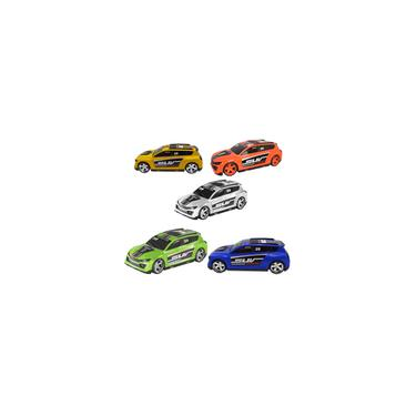 Imagem de Kit c/ 3 Carrinhos de Brinquedo de Corrida Velocidade Insana