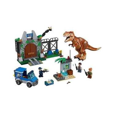 Kit Lego Jurassic World Tiranossauro Rex T-rex Legoing 168pc