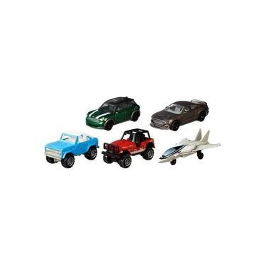 Imagem de Conjunto de Miniaturas - Matchbox - Top Gun Maverick - Mattel