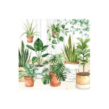 Guardanapo para Decoupage Ambiente com 20 Unidades Urban Jungle - 13313260