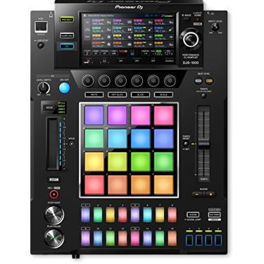 Controladora Pioneer DJS 1000 e Sampler Profissional Autônomo de DJ