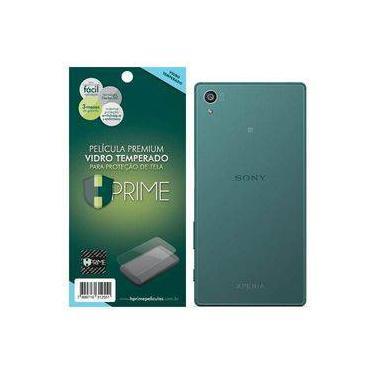 Pelicuça HPrime Sony Xperia Z5 5.2 - VERSO - Vidro Temperado