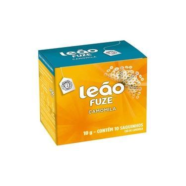 Chá mate Leão Camomila Com 10 Sachês