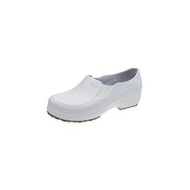 Sapato Antiderrapante Flex Clean Marluvas Branco