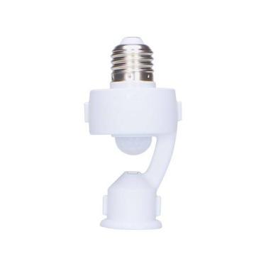 Imagem de Sensor De Presença E Iluminação Fotocélula Com Soquete E27 Margirius