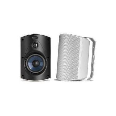 """Polk Audio Atrium 5 - Par de caixas acústicas outdoor All Weather 100w 5"""" Branco"""