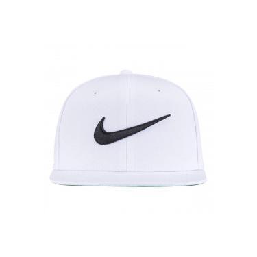 8931a92dde Boné Aba Reta Nike Swoosh Pro - Snapback - Adulto - BRANCO Nike