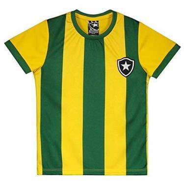 444e44d581c64 Camisas de Times de Futebol Casuais Botafogo
