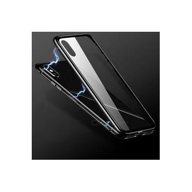 Joyroom Elegante Magnética Capa Protetora Para O Iphone 7 8, Telefone Móvel De Vidro Temperado Ta
