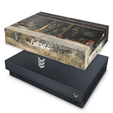 Capa Anti Poeira para Xbox One X - Fallout 4