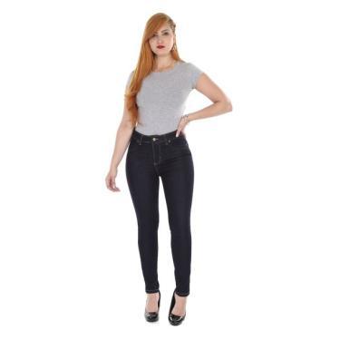 Calça jeans feminina levanta bumbum 264922 Sawary