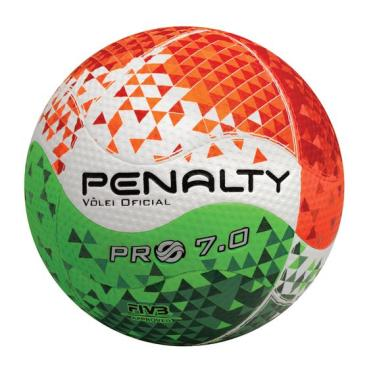 fb2a25c75c4ed Bola Volei Oficial Penalty Pró 7.0 Fiv3